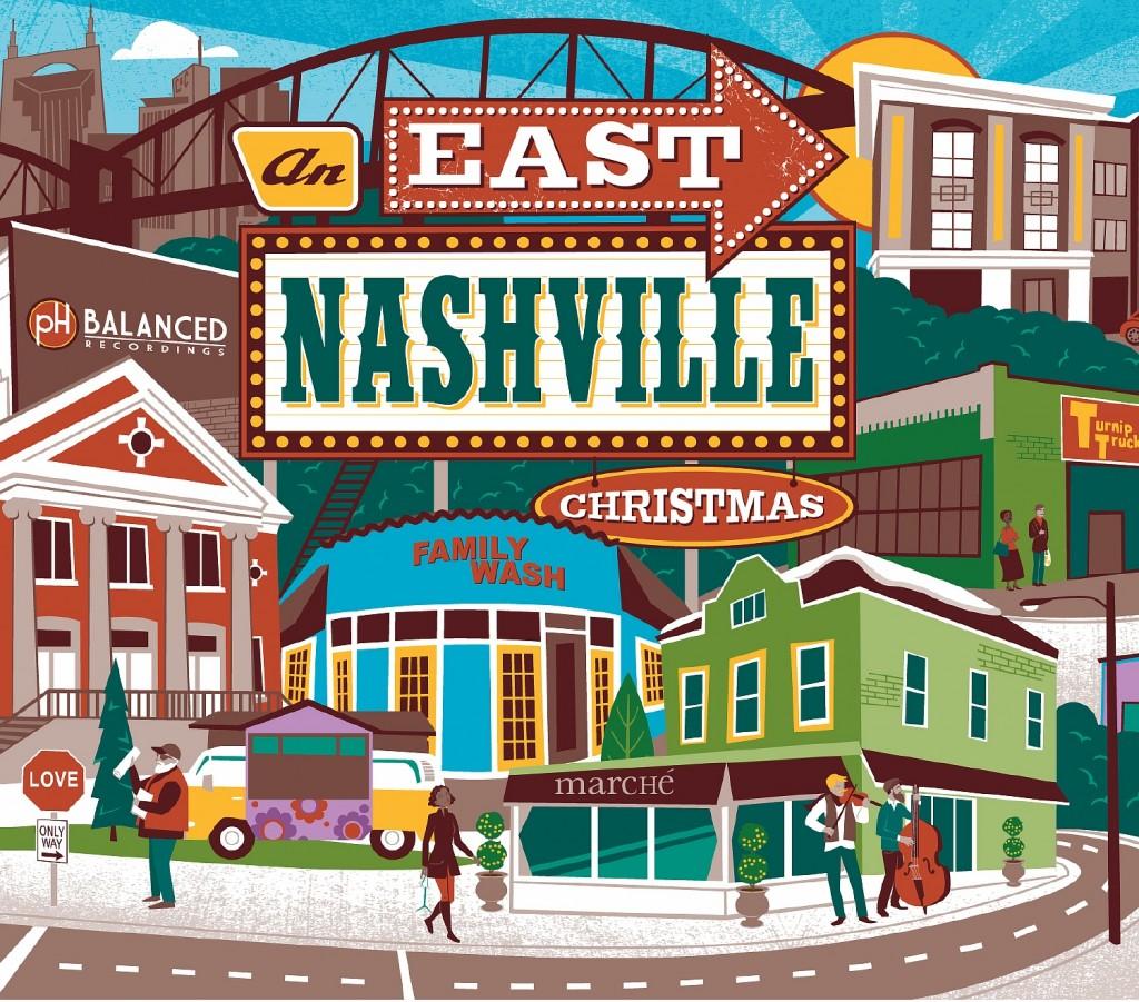 $9 MP3/FLAC Downloads (16 or 24bit) | An East Nashville Christmas